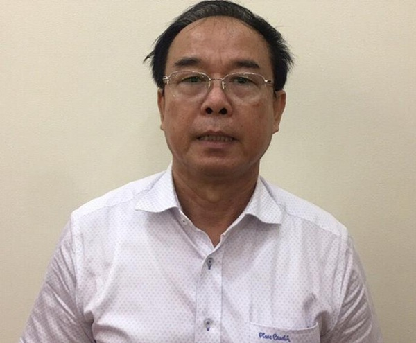 Nguyên Phó Chủ tịch thường trực UBND TP HCM Nguyễn Thành Tài hầu tòa về tội 'Vi phạm quy định về quản lý, sử dụng tài sản Nhà nước gây thất thoát, lãng phí'