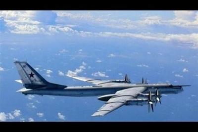 Máy bay ném bom chiến lược Xian H-6H là một trong số vũ khí 'khủng nhất' được Trung Quốc triển khai sát biên giới tranh chấp với Ấn Độ. (Ảnh minh họa)