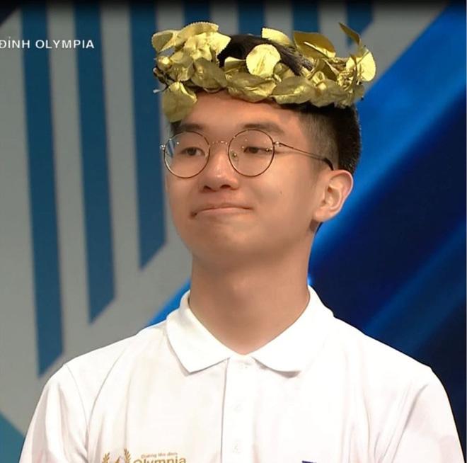 Nam sinh Nguyễn Trọng Đăng Dương.