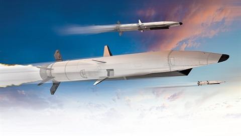 Mỹ đang có những tiến bộ lớn về phát triển vũ khí siêu thanh