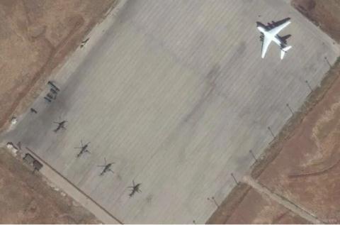 Nga điều thêm máy bay đến căn cứ không quân Al-Qamishli.