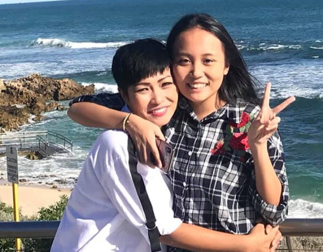 Phương Thanh giấu kín con gái suốt hơn 11 năm.