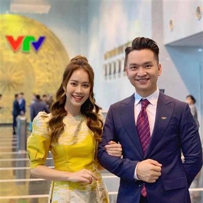 MC Mai Phương và MC Hạnh Phúc.