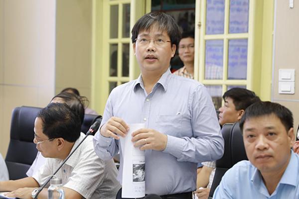 Giám đốc Trung tâm Dự báo khí tượng thuỷ văn quốc gia Mai Văn Khiêm