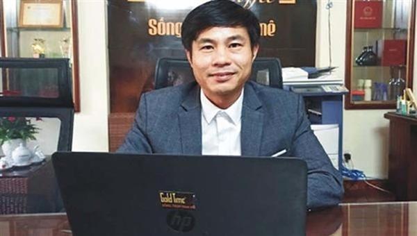 Nguyễn Khắc Đồi, đại diện pháp luật và là thủlĩnhcủa tập đoàn Thời Gian Vàng