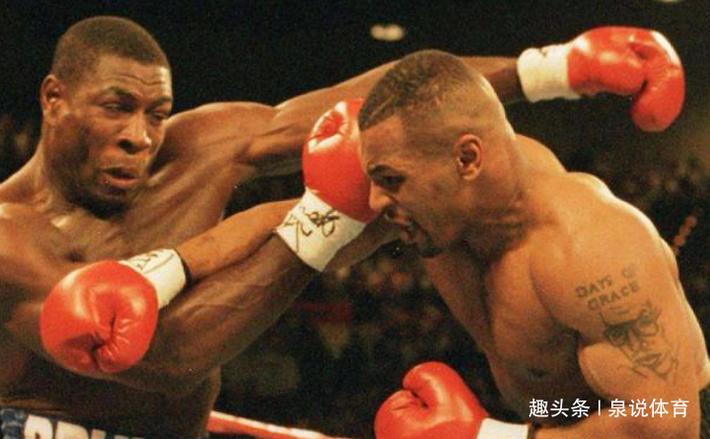 Yi Long vừa gửi thông điệp thách đấu Mike Tyson.