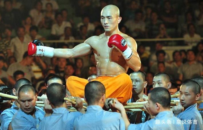 Yi Long đang rất hy vọng có thể giao đấu với Mike Tyson.