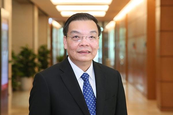 Tân Phó Bí thư Thành uỷ Hà Nội Chu Ngọc Anh