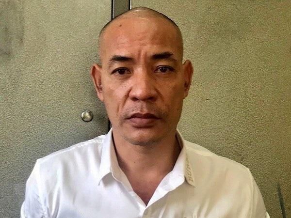 Nguyễn Văn Dũng (tức Dũng trọc). (Ảnh: Thanh Hải/TTXVN)