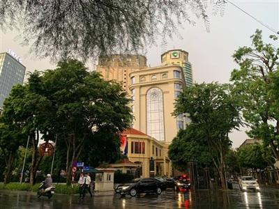Trụ sở Thành ủy Hà Nội