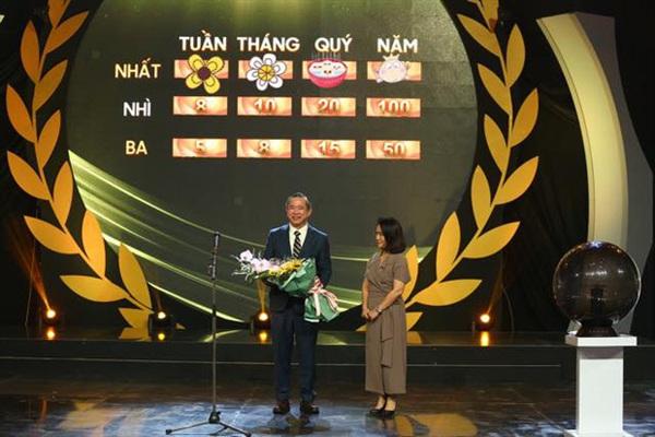 Fanpage của chương trình bật mí về sự thay đổi giải thưởng của Olympia bắt đầu từ trận chung kết năm nay.