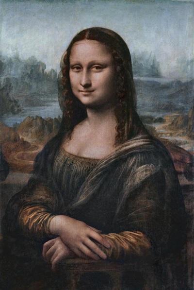 Nụ cười bí ẩn của nàng Mona Lisa vẫn thu hút sự quan tâm, tìm hiểu của các chuyên gia và người yêu hội họa dù đã qua nhiều thế kỷ. (Ảnh: Wikipedia)