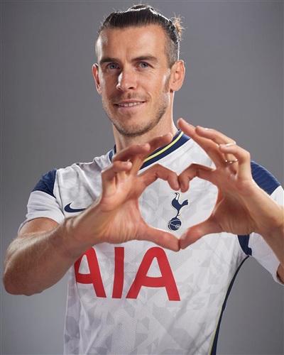 Hình ảnh được Bale đăng tải trên trang cá nhân của mình