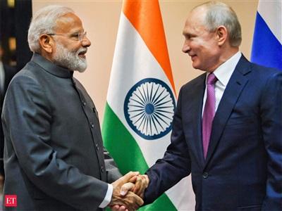 Moscow đang tìm kiếm sự hỗ trợ và đầu tư của Ấn Độ để đối phó sự hiện diện của Trung Quốc ở vùng Viễn Đông. Ảnh: ET