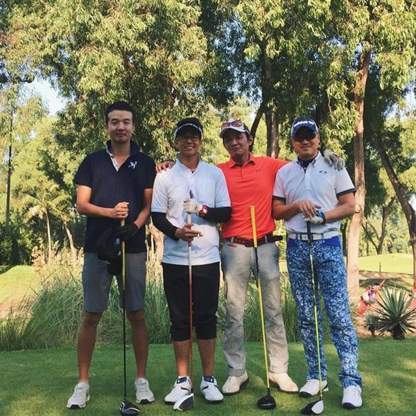 Bởi vậy mà vị trí nam thần sân golf không dành cho Matt Liu thì còn ai phù hợp hơn nữa chứ!