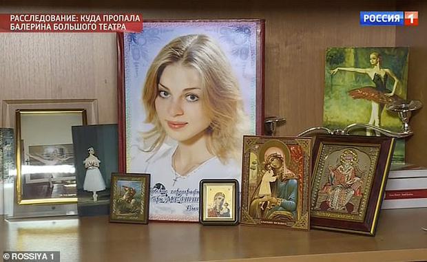 Di ảnh của Olga Demina.