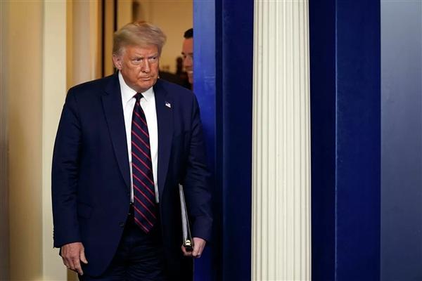 Tổng thống Mỹ Donald Trump. (Ảnh: AP)