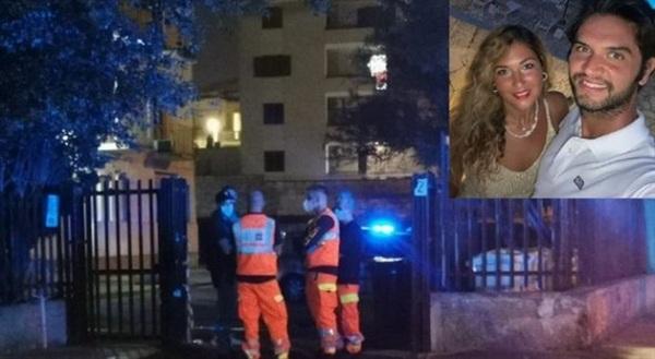 Hiện trường xảy ra vụ việc thương tâm là căn hộ nhỏ của De Santis