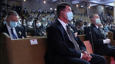 Thứ trưởng Ngoại giao phụ trách kinh tế, năng lượng và các vấn đề môi trường của Mỹ Keith Krach mới có chuyến công du tới Đài Bắc (ảnh: CNN)