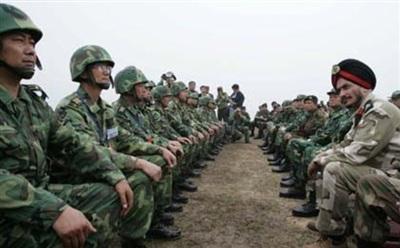 Tranh chấp ở biên giới, Ấn Độ muốn Trung Quốc nhượng bộ trước vì Bắc Kinh được xem là nguyên nhân làm bùng phát căng thẳng. (Ảnh: Tân Hoa Xã)