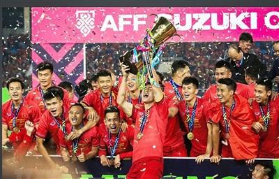 AFF Cup 2020 diễn ra từ trung tuần tháng Tư năm 2021. (Ảnh: TTXVN)