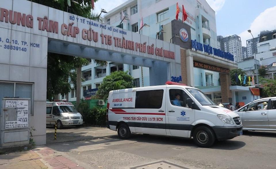 Từ ngày 29/9, người dân TP Hồ Chí Minh có thể gọi một trong 3 đầu số 113, 114 và 115 gọi cấp cứu.