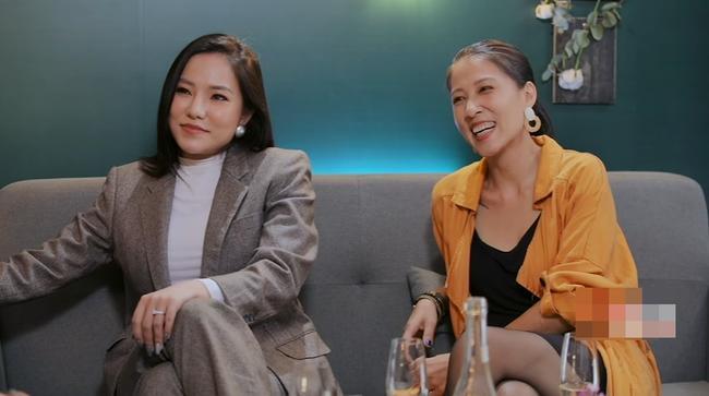 Lý Phương Châu và bà xã Phạm Anh Khoa cũng chia sẻ quan điểm về sự việc