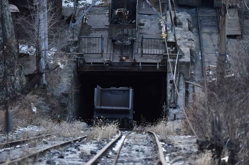 Tai nạn hầm mỏ thường xuyên xảy ra ở ở Trung Quốc.