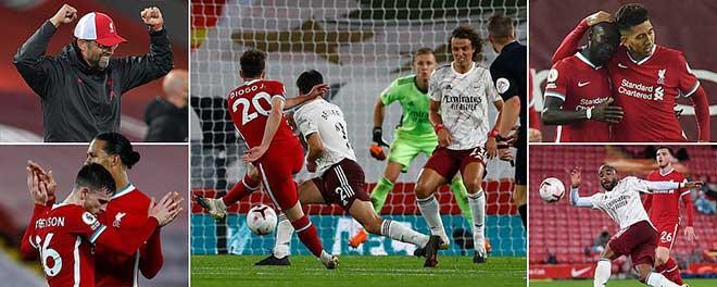 Bất ngờ BXH Premier League: Top 4 góp 2 đội bóng lạ, Liverpool không phải là đội đầu bảng