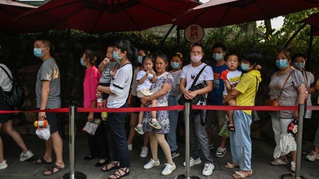 Du lịch tại Vũ Hán bùng nổ sau đại dịch.