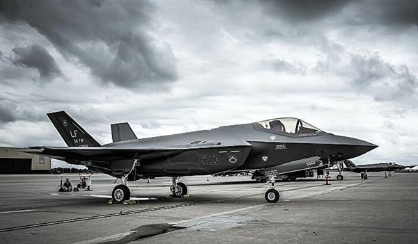 Máy bay chiến đấu F-35 của Mỹ. (Nguồn: Sputnik)