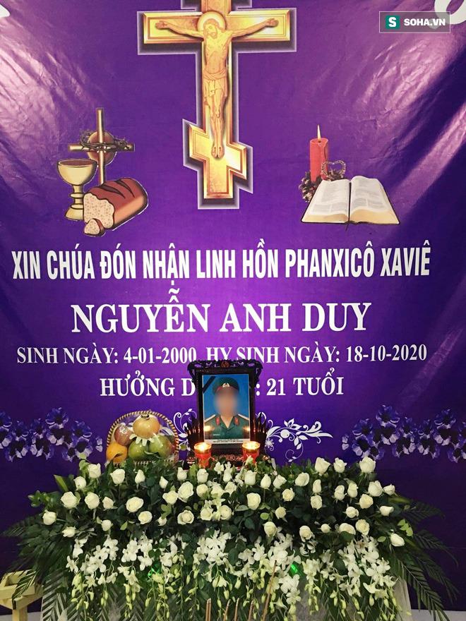 Nguyễn Anh Duy là nạn nhân cuối cùng được đưa ra khỏi vụ sạt lở