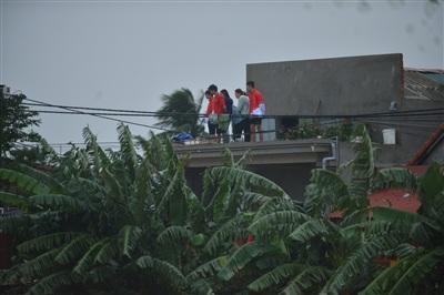 Lệ Thủy là một trong những nơi chịu ảnh hưởng lũ lụt nặng nề nhất tại Quảng Bình.