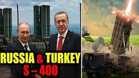 Thổ Nhĩ Kỳ quyết định mua số lượng lớn S-400 Triumph của Nga
