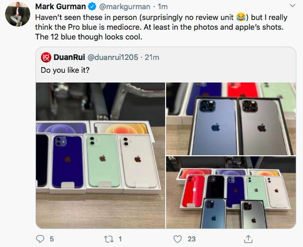Bộ full combo iPhone 12 và iPhone 12 Pro.