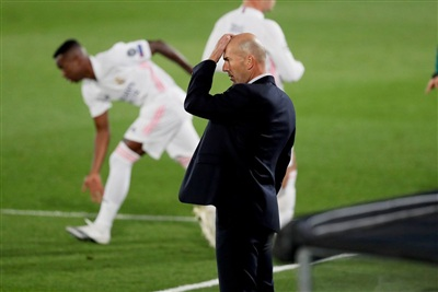 Real Madrid của Zidane để thua 2 trận liên tiếp gần đây