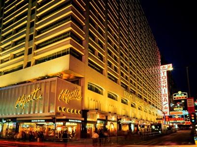 Khách sạn Hyatt đầu tiên tại Hồng Kông.