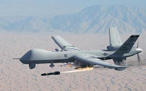 UAV Mỹ không kích tiêu diệt hàng loạt thủ lĩnh Al-Qaeda. Ảnh minh họa