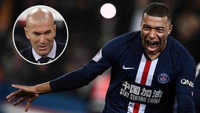Mbappe được cho sẵn sàng đến Real Madrid cho dù còn hay không còn Zidane ngồi 'ghế nóng' ở Bernabeu