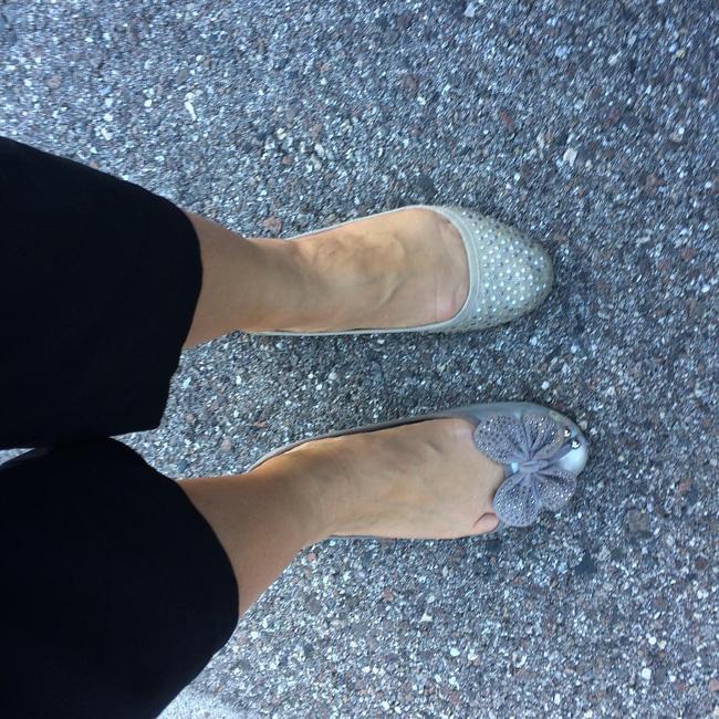Đã tìm ra đôi giày không đụng hàng cho chính mình.