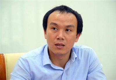 TS Hoàng Phúc Lâm.