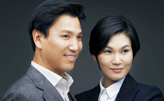 Cặp đôi 'trai tài gái sắc' đáng ngưỡng mộ của nhà Samsung