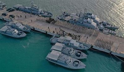 Căn cứ hải quân Ream của Campuchia là căn cứ có vị trí chiến lược, nằm trên Vịnh Thái Lan, là nơi dẫn vào vùng biển Đông (Ảnh: Khmer Times)