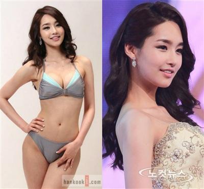 Kim Yoo Mi gây bão truyền thông ngay sau khi đăng quang tại cuộc thi Hoa hậu Hàn Quốc 2012