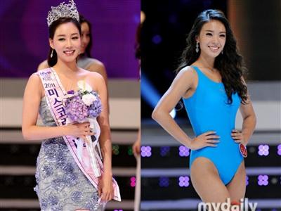 Lee Seong Hye – Hoa hậu Hàn Quốc 2011 nhận về nhiều ý kiến phản đối ngay sau khi đăng quang. Nhiều khán giả nhận xét nhan sắc của cô gái này hoàn toàn bị lu mờ trước Á hậu Kim Soo Jung