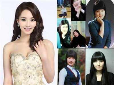 Loạt ảnh quá khứ của Hoa hậu Hàn Quốc 2012 Kim Yoo Mi khiến công chúng ngỡ ngàng, kéo cô vào nghi án phẫu thuật thẩm mỹ. Phản hồi về tin đồn này, người đẹp cho hay cô chưa bao giờ tuyên bố mình đẹp tự nhiên