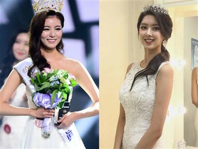 Vẻ đẹp của Á hậu Kim Min Jeong đã biến Hoa hậu Hàn Quốc 2016 Kim Jin Sol thành 'bạch tuộc'