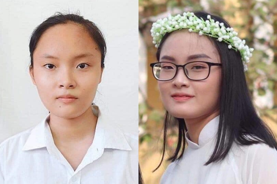 Đặc điểm nhận dạng của nữ sinh Trần Thúy Hiền là cao khoảng 1,6m, dáng người mảnh khảnh, nặng 48kg, có nốt ruồi cách 2 cm dưới mép phải. Khi đi, Hiền mặc đồng phục Trường THPT Thường Tín.