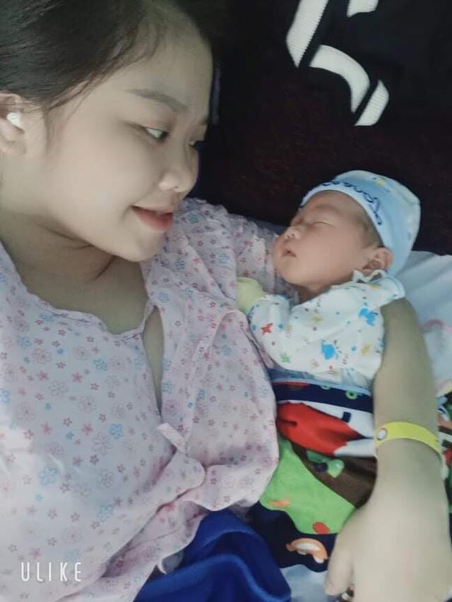 Sau 6 kỳ truyền hoá chất và thuốc điều trị đích chữa bệnh ung thư hiếm gặp, Lan vẫn có thể mang thai, sinh con bình thường.