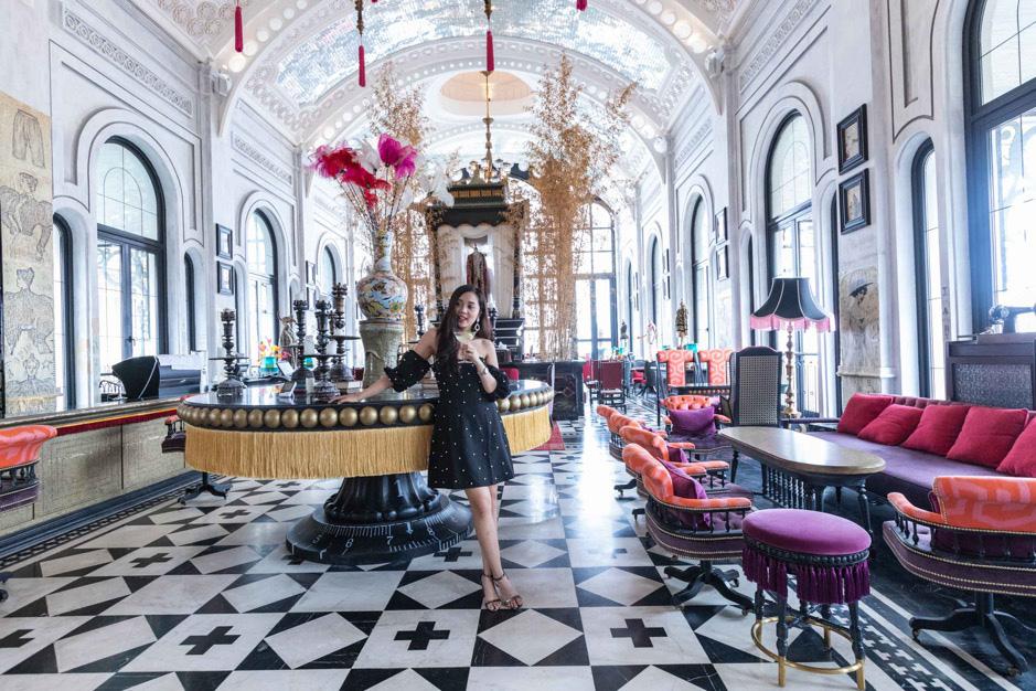 Khách sạn Hotel De La Coupole MGallery